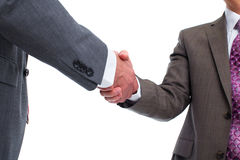 Handshake. Royalty Free Stock Photos