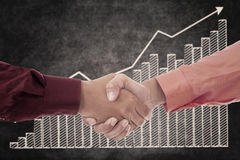 Successful business agreement Royalty Free Stock Photo