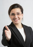 Handshake Woman Stock Photos