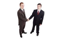 Handshake5 royalty-vrije stock afbeelding