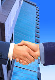 Handshaking Stock Images