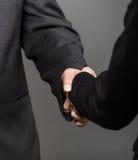 handshaking Стоковое Изображение