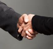 handshaking Стоковые Изображения RF