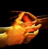 Handskakning 5 Fotografering för Bildbyråer