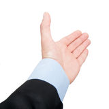 handskakning affärsidé Royaltyfria Foton