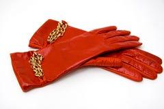 handskar Royaltyfria Bilder