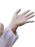 handskar Royaltyfri Foto
