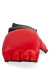 Handske för kickboxing Royaltyfria Foton
