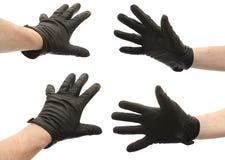 handskehänder arkivbilder