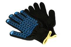 handskesäkerhet Royaltyfria Foton