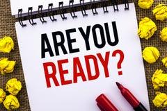 Handskrifttext är dig ordnar till fråga Begreppsbetydelsen är förberett motiverat varnat medvetent skriftligt för beredskap på an arkivfoton