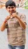Handsom guy Royalty Free Stock Photo