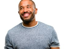 Handsome african american man Royalty Free Stock Photo