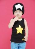 Handsome Asian  boy Stock Photos