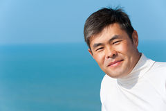 Asian young man Stock Images