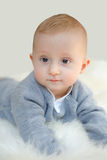 Handsome baby boy Royalty Free Stock Photos