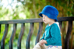 Handsome Baby Boy Stock Images