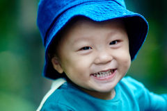 Handsome Baby Boy Stock Image
