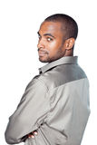 Handsome black man Royalty Free Stock Image