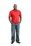 Handsome Black Man Portrait Royalty Free Stock Photography