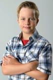 Handsome boy Stock Photo