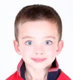 Handsome boy portrait Stock Image