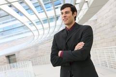 Handsome Business Man Stock Photos
