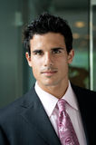 Handsome Business Man In Twenties Royalty Free Stock Image