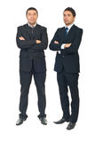 Handsome business men Royalty Free Stock Photo