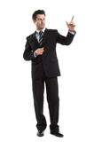 Handsome Businessman Royalty Free Stock Image