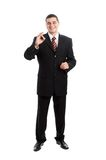 Handsome Businessman Royalty Free Stock Photo