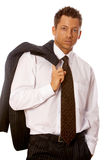 Handsome Businessman Stock Image