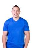 Handsome Casual Hispanic Man Stock Photos