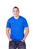 Handsome Casual Hispanic Man Royalty Free Stock Image