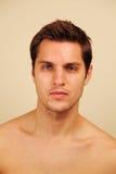 Handsome Caucasian male Stock Photos