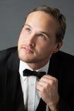 Handsome caucasian man Stock Photography