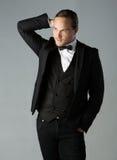 Handsome caucasian man Royalty Free Stock Image