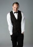 Handsome caucasian man Stock Photos