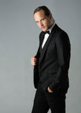 Handsome caucasian man Stock Image