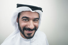 Handsome Confident Arab businessman smiling, Arabian Businessman Stock Images