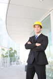 Handsome Construction Man Royalty Free Stock Image