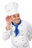 Handsome cook Royalty Free Stock Photography