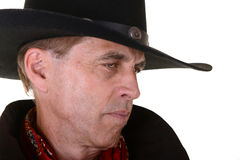 Handsome cowboy Royalty Free Stock Photography