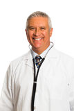 Handsome doctor Stock Photo