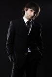 Handsome elegant man Stock Photo