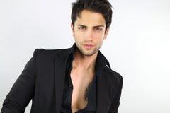 Handsome elegant man Royalty Free Stock Photo