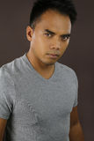 Handsome filipino Stock Photography