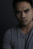 Handsome Filipino posing Royalty Free Stock Image