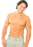 Handsome Fitness Male Caucasian Stock Image