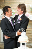 Gay Couple - Committed For Life Royalty Free Stock Photo